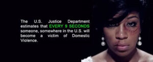 Lady Justice Department Message